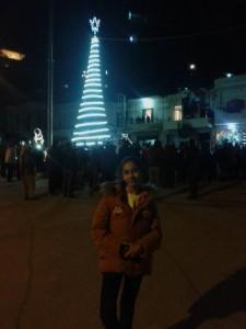 Weihnachten in Maaloula